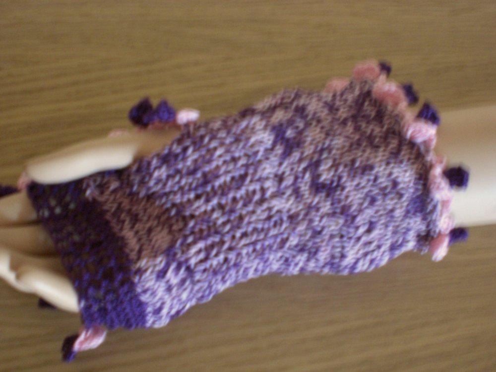 MITAINE UNIQUE MAIN DROITE au crochet