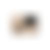 Lot tampons bois - anniversaire - rico design