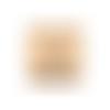 Tampon en bois - lapin doux bébé - florilèges design - 5 x 7 cm