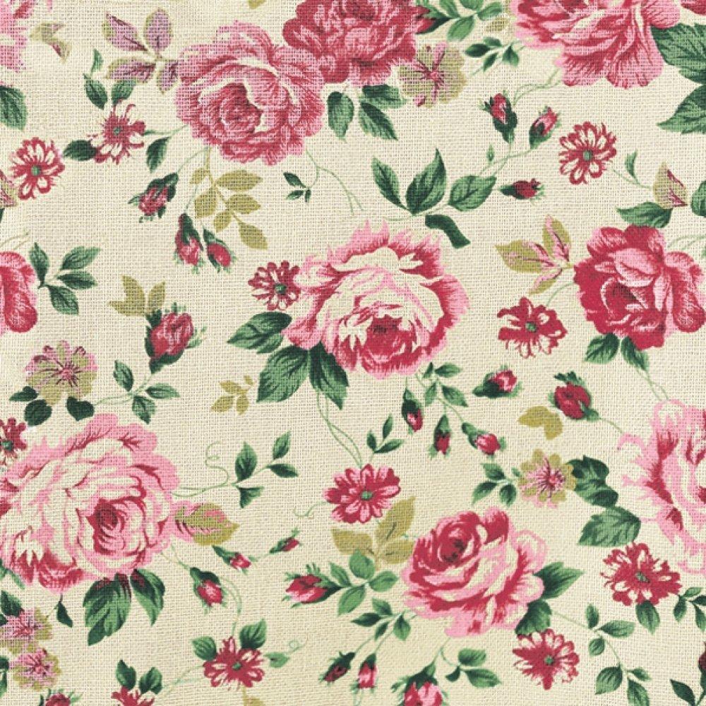 Serviette en papier - Tapisserie fleurie - 33 x 33 cm