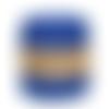 Bobine de fil recyclé trapilho - bleu roi - 120 m - welcome yarn