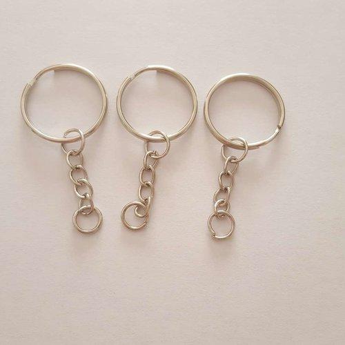 Porte clef anneau