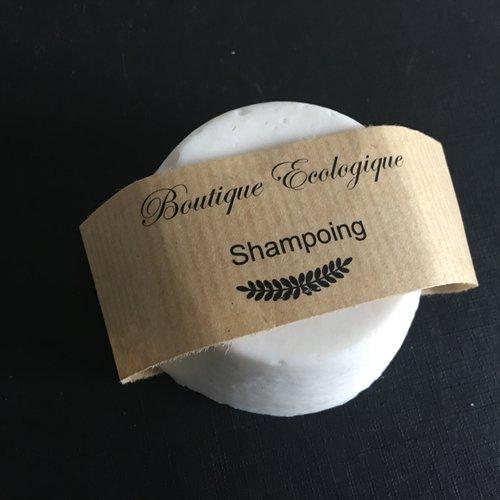 Shampoing à barbe karité cèdre d'atlas bio