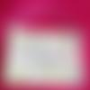 Pochette smartphone ou pochette  femme en tissu épais couleur beige/caramel/vert/bleu