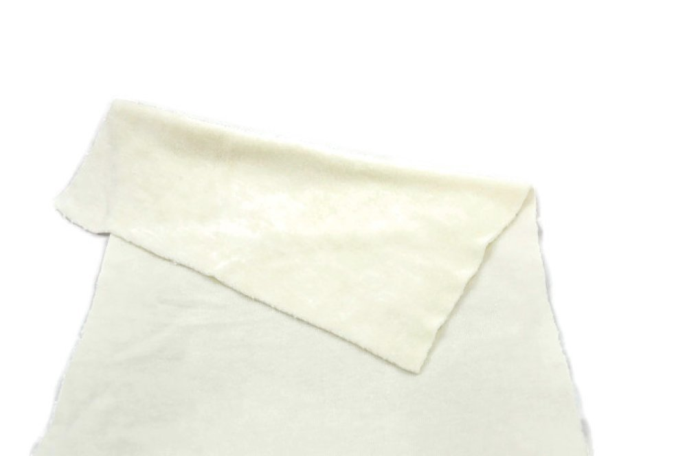 Tissu micro éponge de bambou