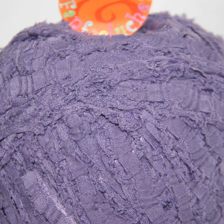 Trapilho - Uni - Mauve (coton/lurex) - Pelote de 850 gr