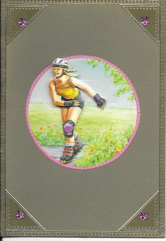 Carte sports. SP 12