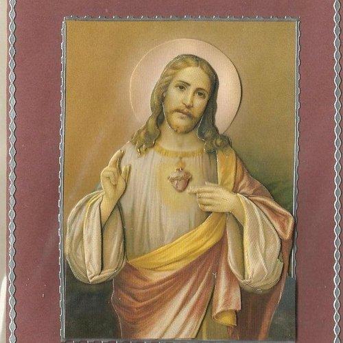 Carte religieux et anges - reli 10