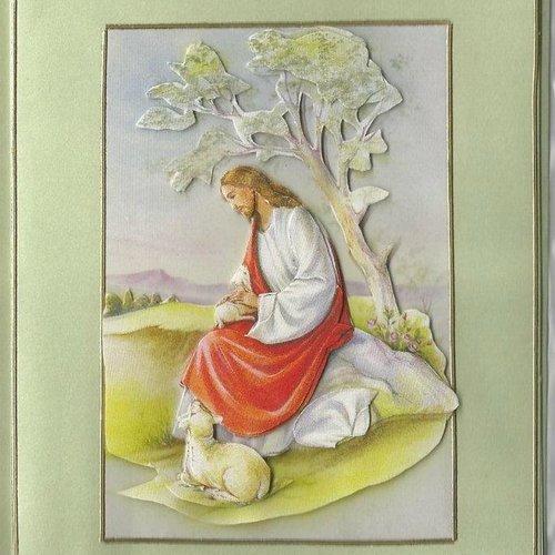 Carte religieux et anges - reli 11