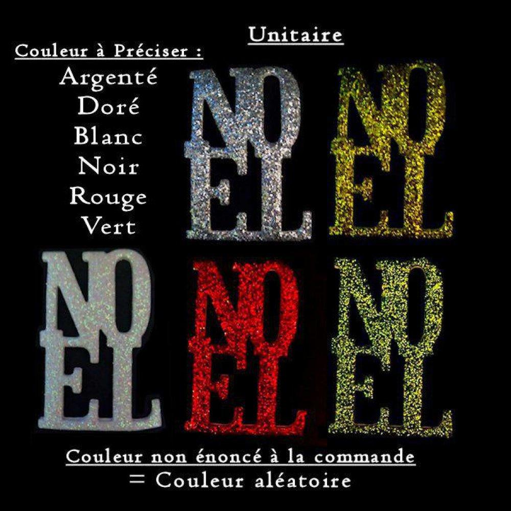 Decoupe Noel Mot Noel Paillettes Mousse Sticker 4 5 X 3cm Unitaire Couleur A Preciser N 615 Un Grand Marche