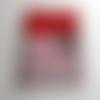 11 protège carnet de santé thème petites chouettes noël  à personnaliser