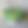 Couvre-plat en coton enduit citrons taille s