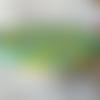 Couvre-plat en coton enduit citrons taille m