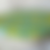 Couvre-plat en coton enduit citrons taille l