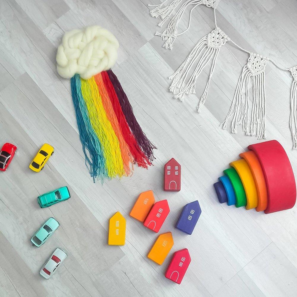P'tit nuage rainbow