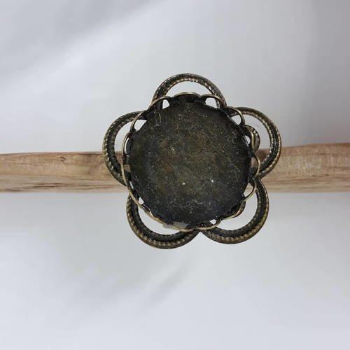 10 alice au pays des merveilles verre cabochons ovale 25mm x 18mm artisanat fabrication de bijoux