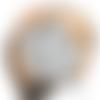 Lot éponges tawashi rectangulaires - gris chiné