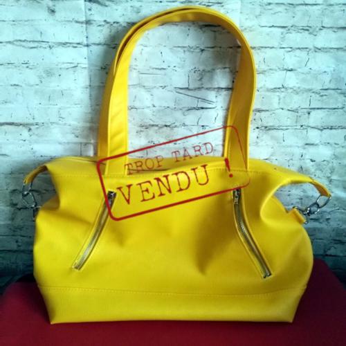 [vendu] sac à main java small (licence sacôtin ©)