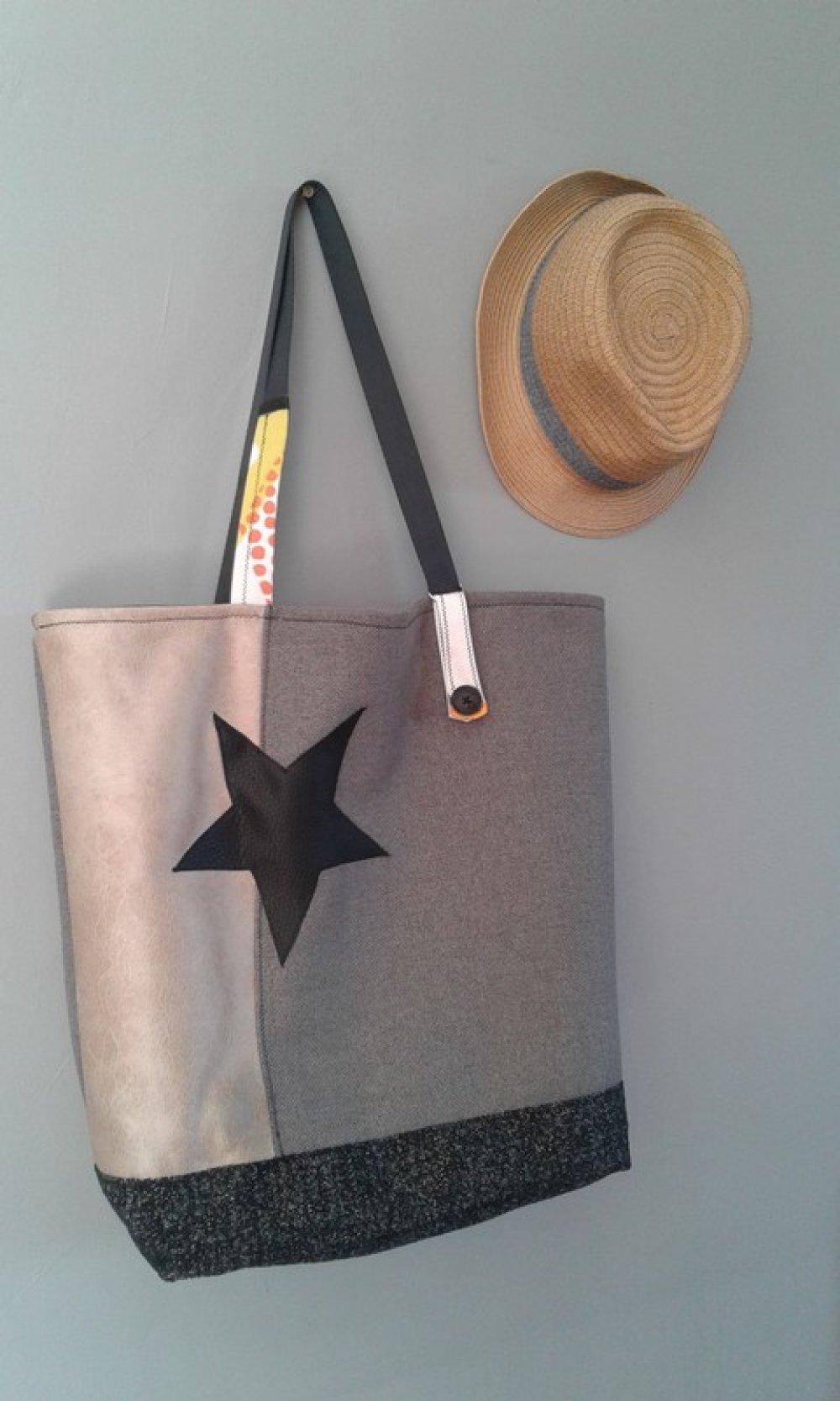 Cabas, sac de plage
