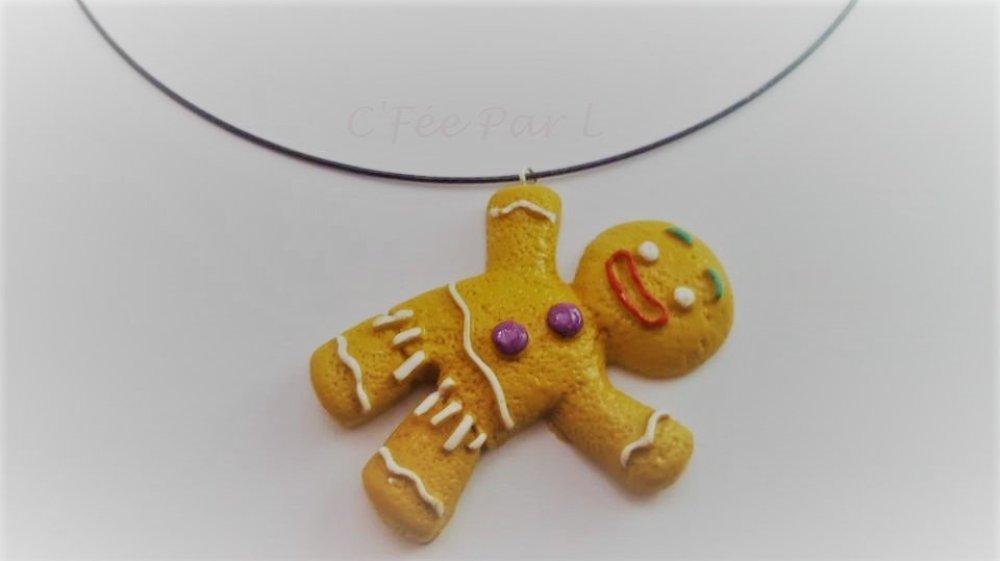 Collier P'tit Biscuit