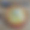 Tartelette aux citrons en feutrine