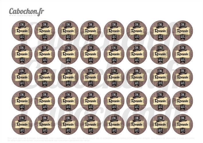 EVG Les Personnalisables ☆ Images Digitales à personnaliser pour les EVG - 001