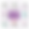 Badge épingle maîtresse - 50 mm - idée de cadeau maîtresse - choix de l'image
