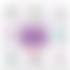 Miroir de poche maîtresse - 50 mm - idée cadeau maîtresse - choix de l'image