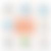 Badge épingle beau-père - 50 mm - idée de cadeau beau-père - cadeau anniversaire - choix de l'image