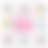 Badge épingle belle-mère - 50 mm - idée de cadeau belle-mère - cadeau anniversaire - choix de l'image