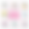 Miroir de poche belle-mère - 50 mm - cadeau belle-mère - cadeau anniversaire - choix de l'image