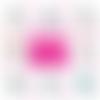Miroir de poche nièce - 50 mm - cadeau nièce - cadeau anniversaire - choix de l'image