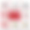 Miroir de poche st valentin - 50 mm - cadeau saint valentin - cadeau je t'aime - choix de l'image