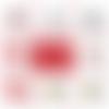 Porte-clé décapsuleur saint valentin - 50 mm - cadeau saint valentin - cadeau je t'aime - choix de l'image