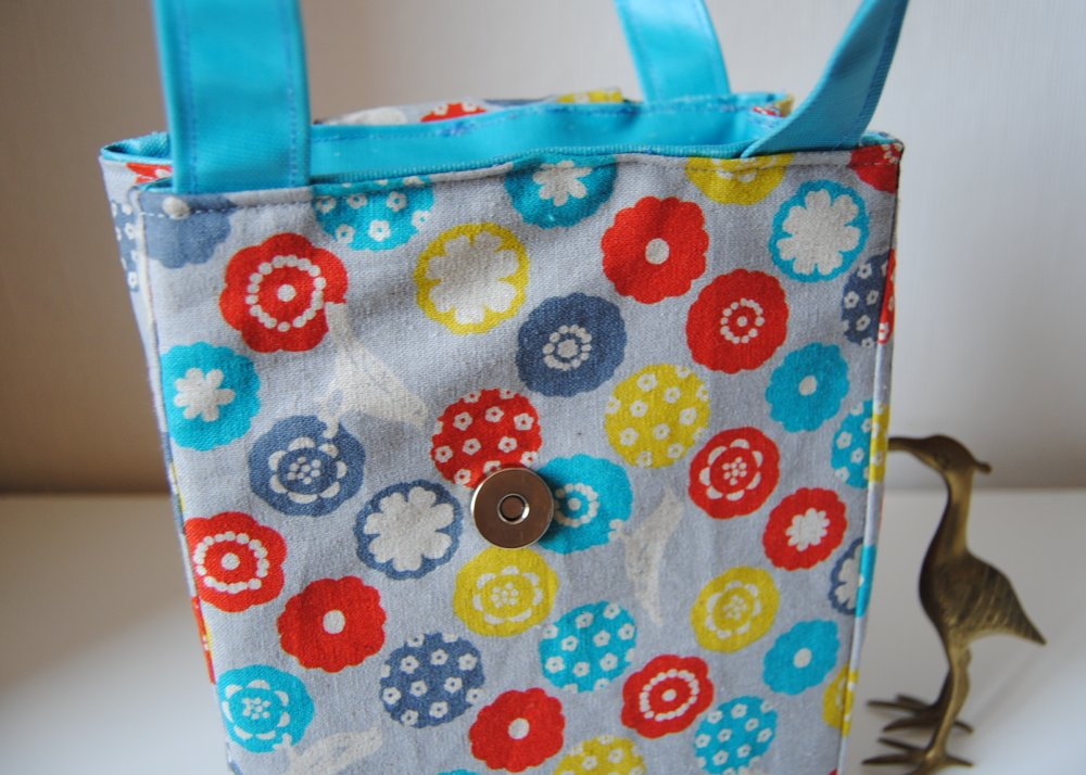 Lunch bag box isotherme, sac à goûter, pique-nique, collation, sandwich : découverte cuisine zéro déchet, idée cadeau
