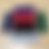 Masque de protection norme afnor en coton couleur unie