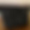 Grande trousse de toilette noire paris paris