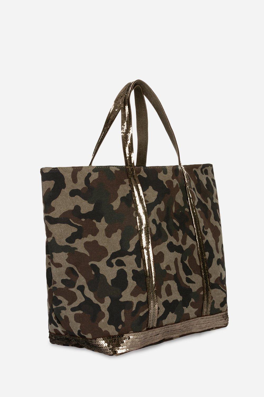 Kit couture MOYEN Sac de Type Vanessa Bruno Couleur Camouflage