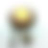 Magnet tarte au citron meringuée