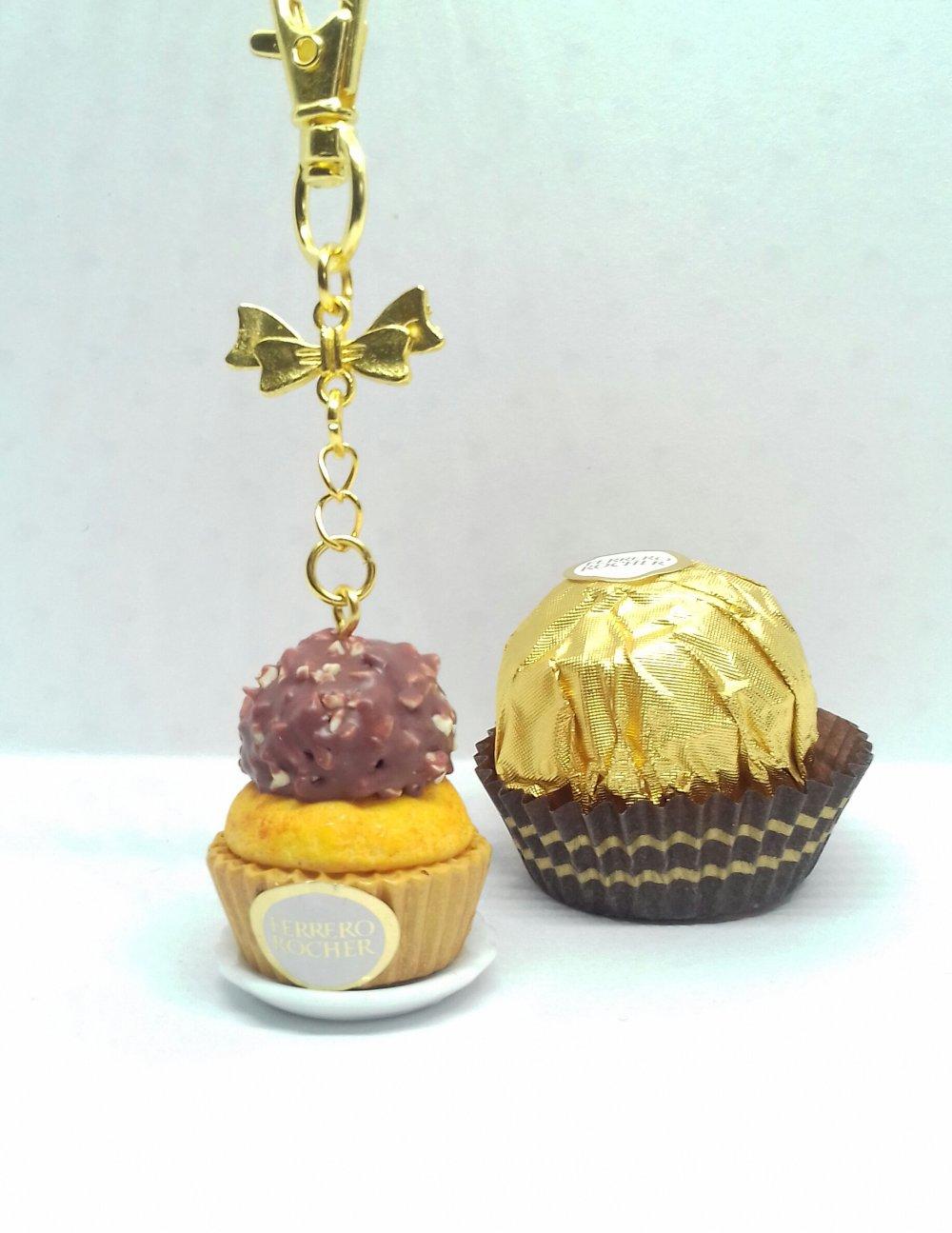 Porte-clés cup cake