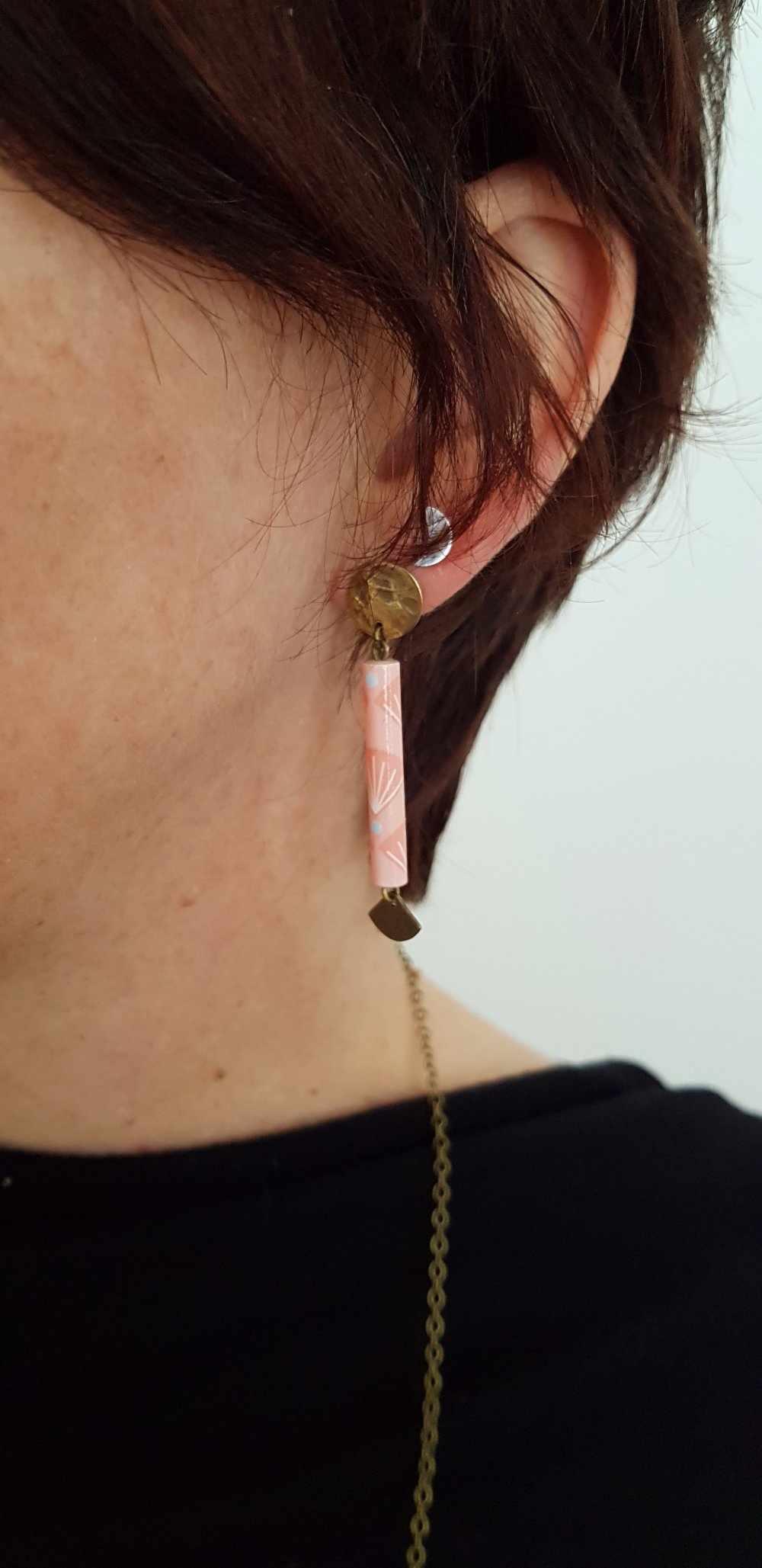 Boucles d'oreilles ~Yumi~Collection ~Petite Nippone~