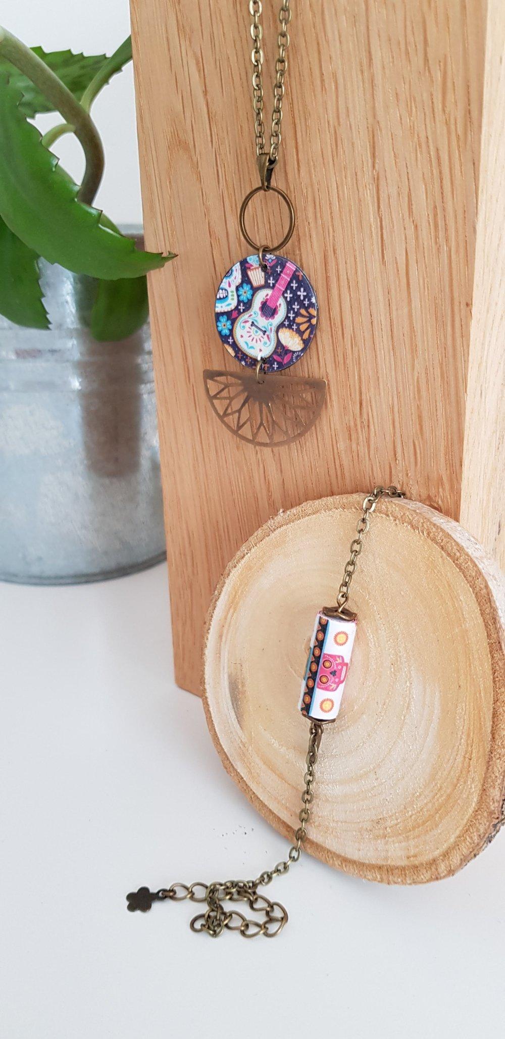 Bracelet ~Pablo~Collection ~Petite Mexicaine~