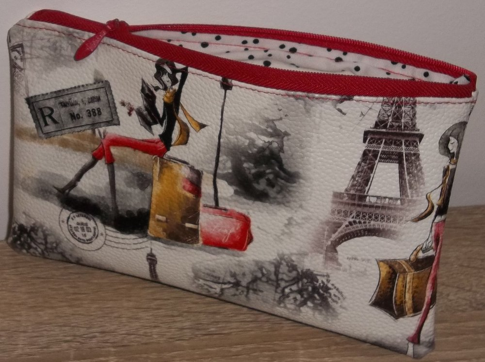 trousse plate girly