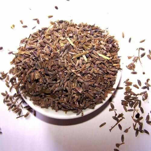 Fleurs de lavandin séchées bio en vrac 50 g pour déco et coussin de lavande