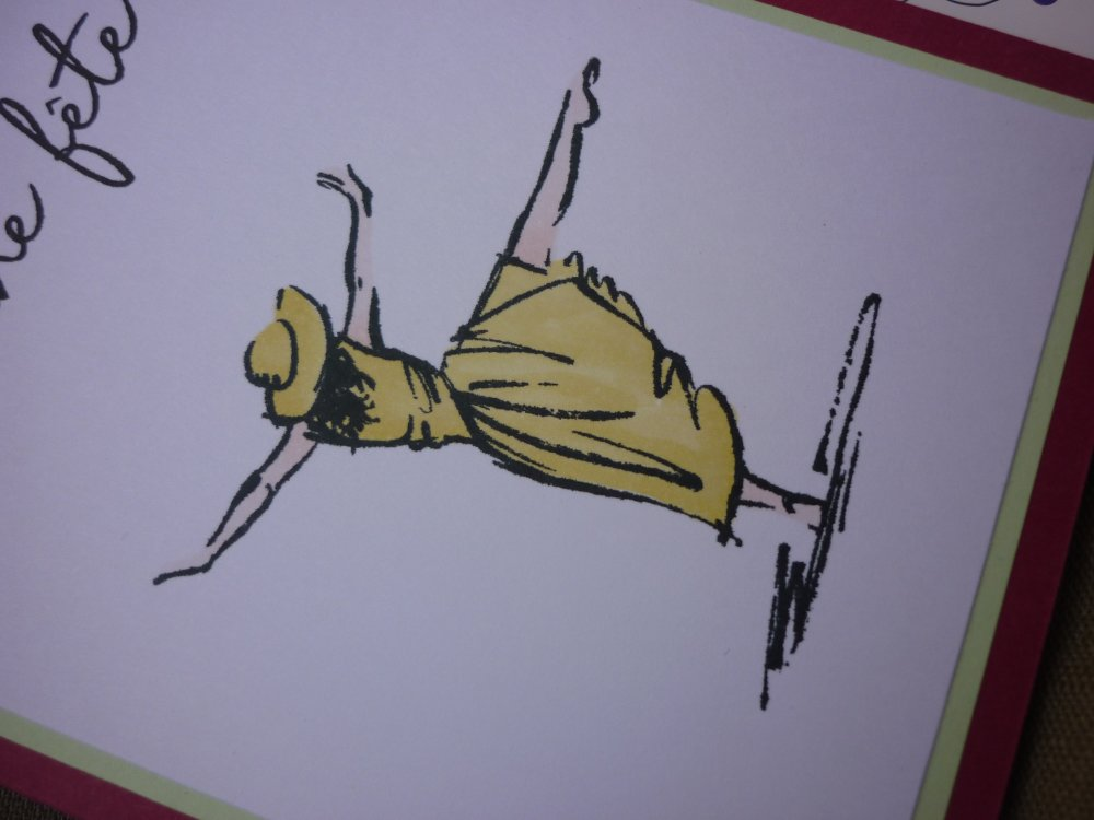 Carte Style Esquisses