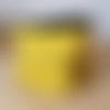 Tour de cou enfant,  col polaire, snood jaune