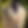 Châle au crochet, étole dentelle, chèche femme, écharpe ajourée, poncho plaid alpaga soie jaune clair