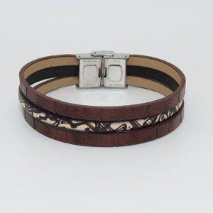 raccourcir bracelet cuir