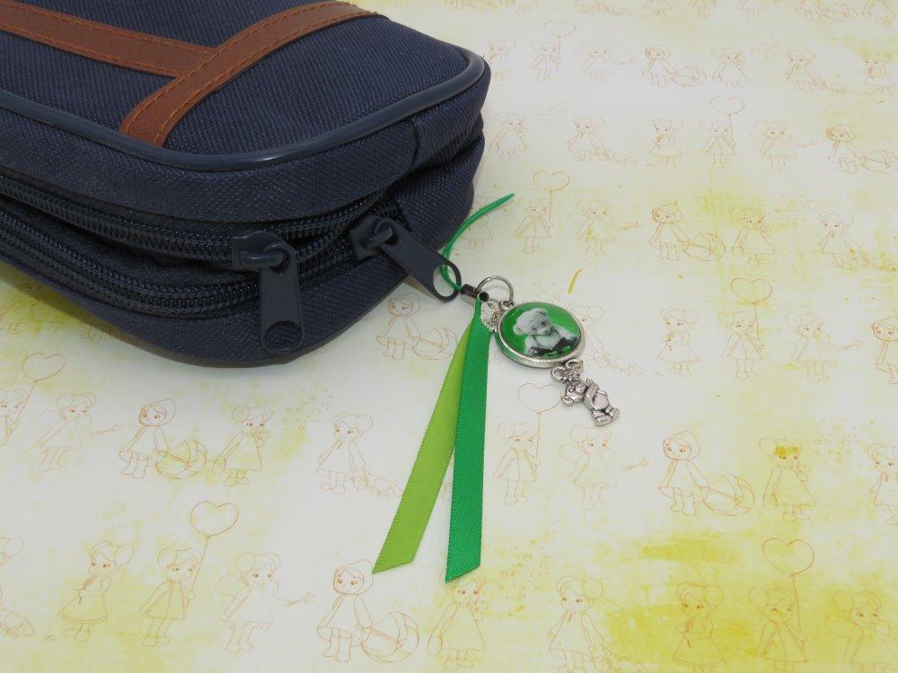 Bijou de sac, attache portable, attache clé USB