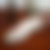Forme de cordonnier ancienne, ancien embauchoir en bois, chausson de ballerine - ambiance shabby chic, romantique